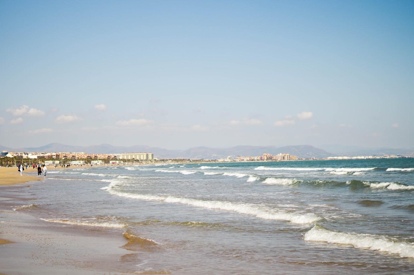 plage valencia