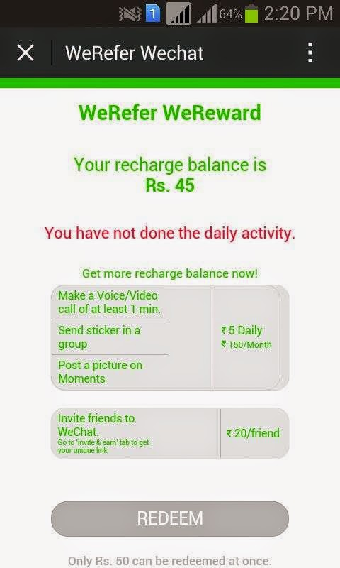 Wechat group link