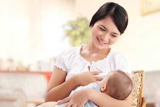 Manfaat Menyusui Asi bagi ibu dan bayinya