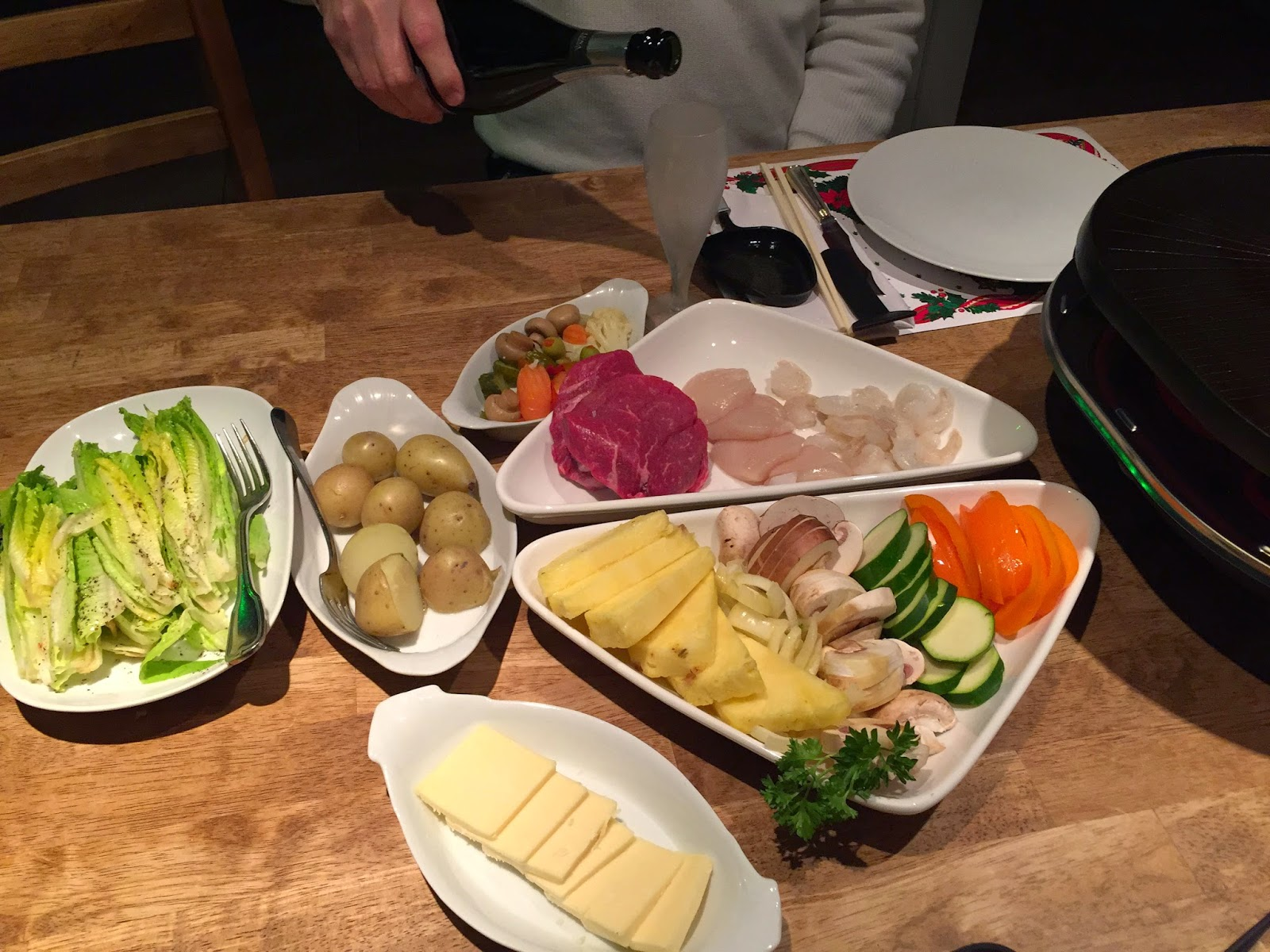 wild für raclette