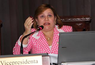 Lucia Medina pide seis meses de prisión para Salvador Holguín por difamación e injuria