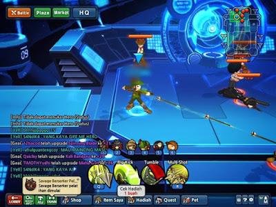 lost saga game cheat pkl