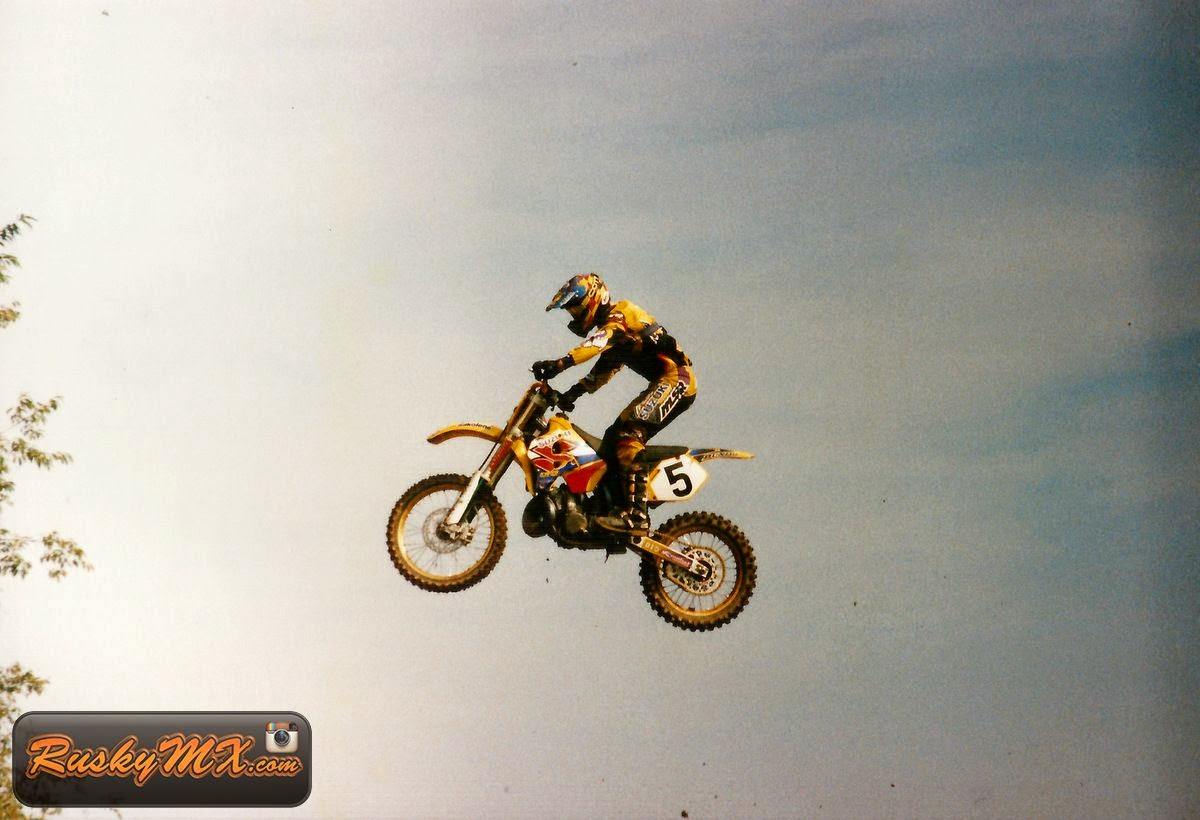 Mike Larocco Steel City 1997