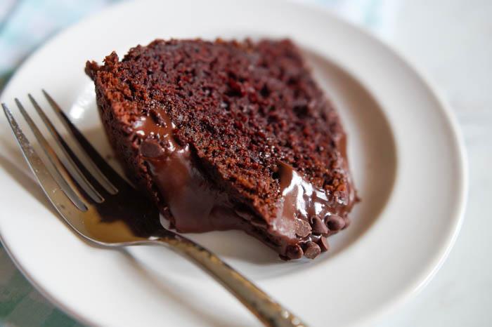 Cocoa Bundt Cake