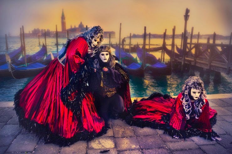 6. The Carnival of Venice, Italy - 29 Colorful Festivals and Celebrations Around the World