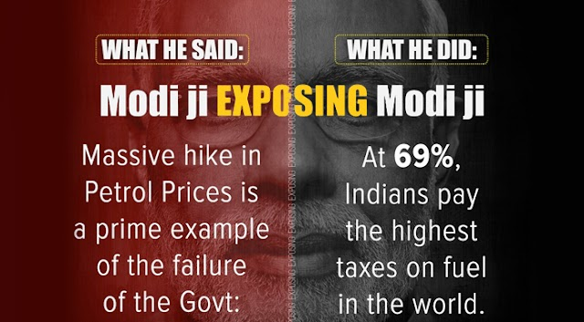 Hashtag #ModiExposesModi Goes Viral on Social Media; Campaign Against Prime Minister