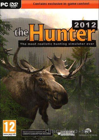 The Hunter 2012 PC Full ISO Ingles Descargar DVD5 [Tutorial Online]
