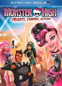 Monster High: Monstruos! Camara! Accion!