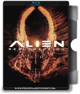 Alien, a Ressureição