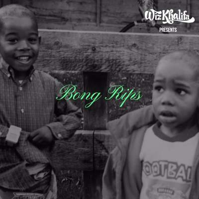Wiz Khalifa - Bong Rips (EP) - Album Download, Itunes Cover, Official Cover, Album CD Cover Art, Tracklist