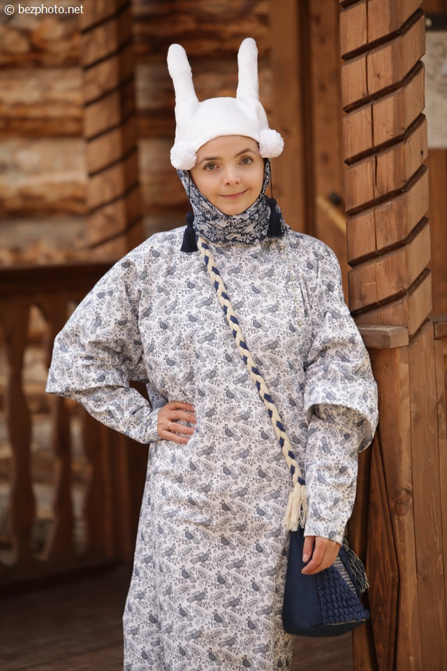 рязанский народный костюм