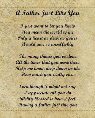 Fathers Day 2016 Poems with Images from Daughter and Son
