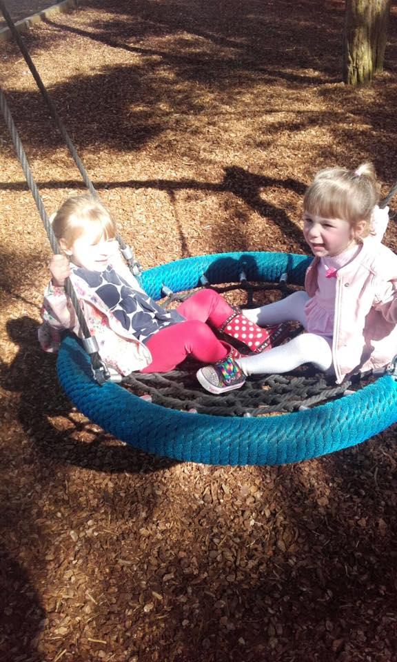 Playground at Haven's Wild Duck Park