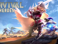 Download game moba Survival heroes battle royale Apk mod terbaru