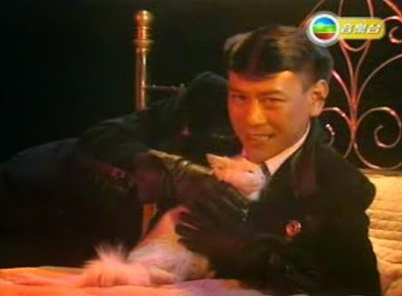 come back to love: 羅文 - 波斯貓 (1985)