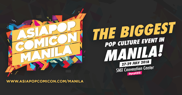 APCC Manila 2018 Brings Stellar Guest and Exhibitor Lineup to Filipino Fans!