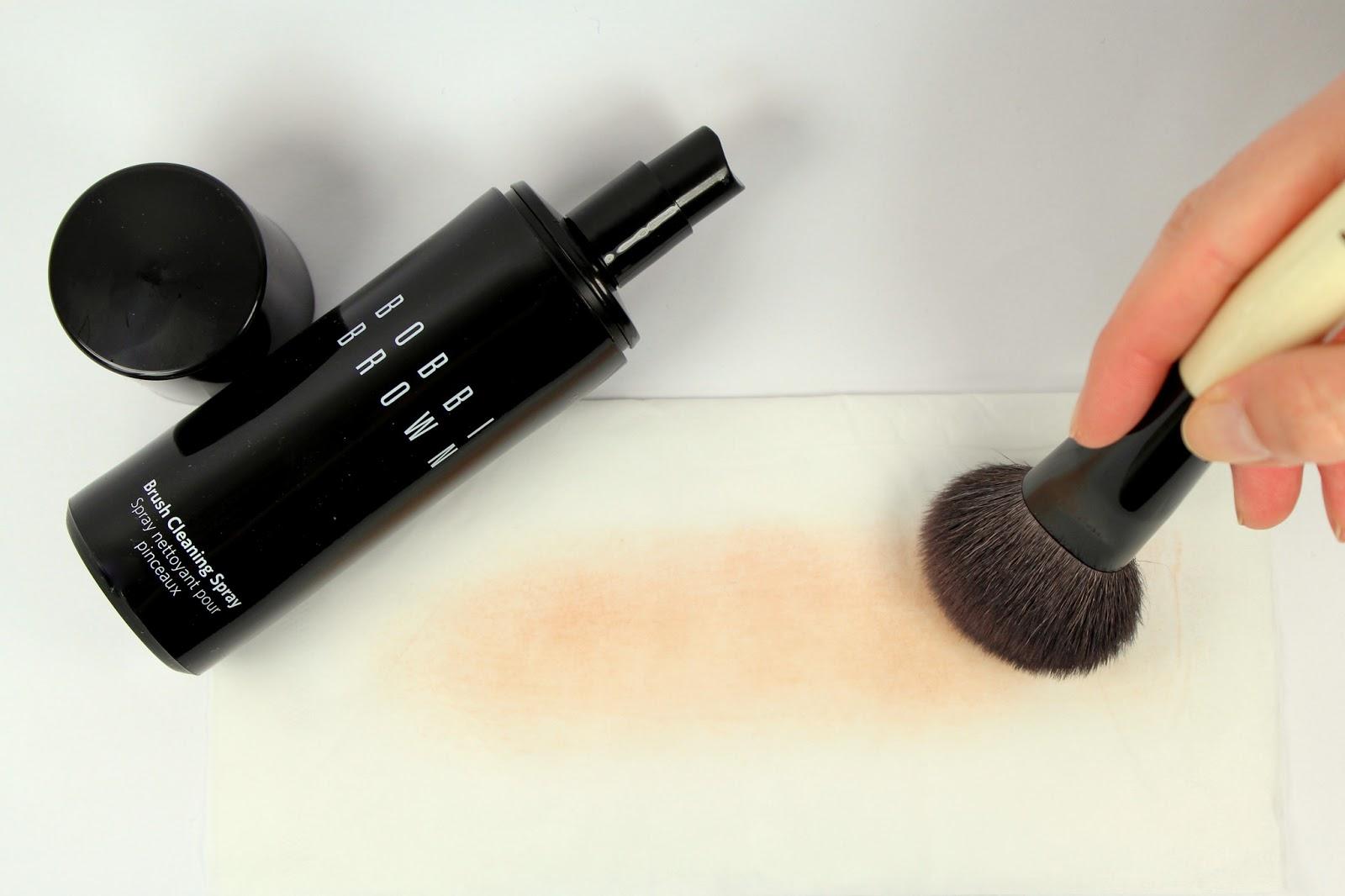 Brush Cleansing Spray