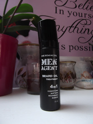 olej na fúzy a bradu