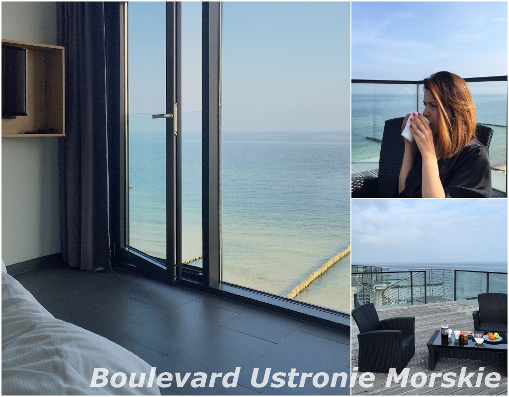 GDZIE SPĘDZIĆ WEEKEND NAD POLSKIM MORZEM - USTRONIE MORSKIE I BOULEVARD APART HOTEL