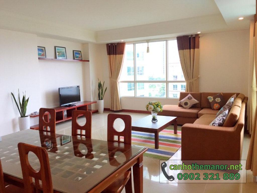 Tổng hợp căn hộ bán có giá tốt tại The Manor 1 và The Manor 2 HCM - hình 2