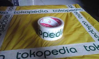 Selotip Tokopedia