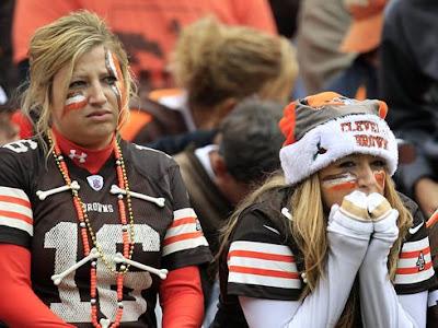 Breaking News:  Browns Rebuilding….