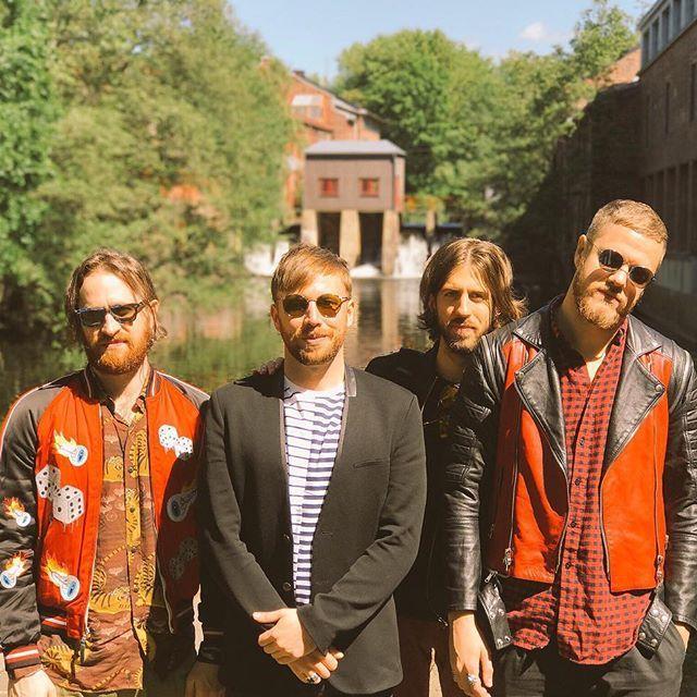 Indie Rock'ta Kendine Güvenme Temelleri : Imagine Dragons - Evolve