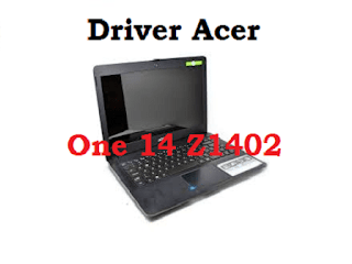 Driver Acer One 14 Z1402
