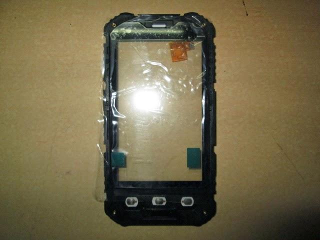 touchscreen hape outdoor Sonim Landrover A8