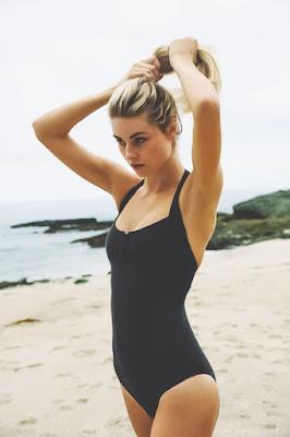 vestido de baño playa