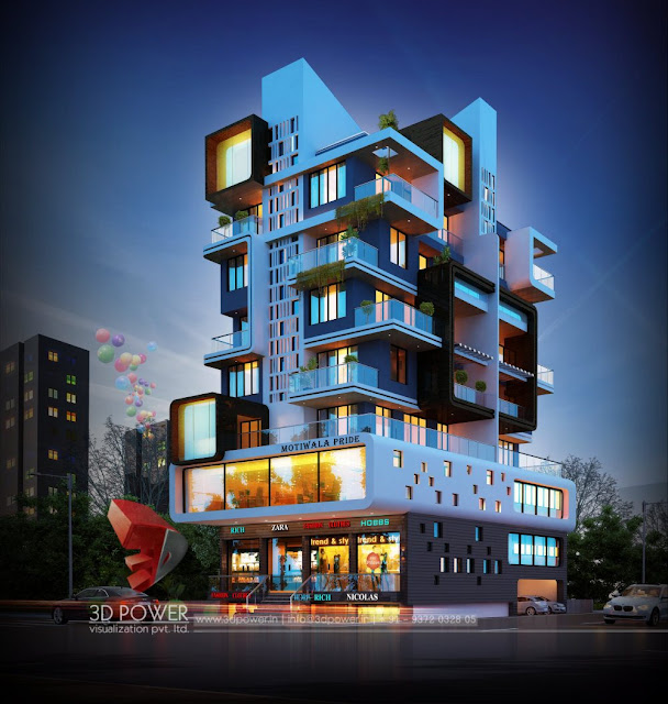 Best 3D Rendering of an Apartment