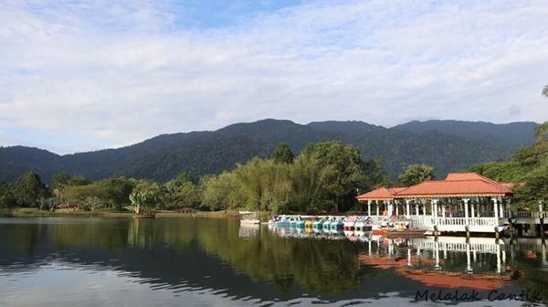 Lake Garden, Taiping Perak
