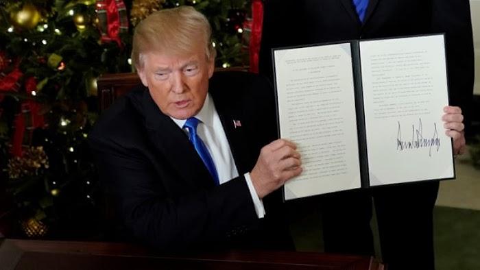 Trump, Palestina, dan Khilafah