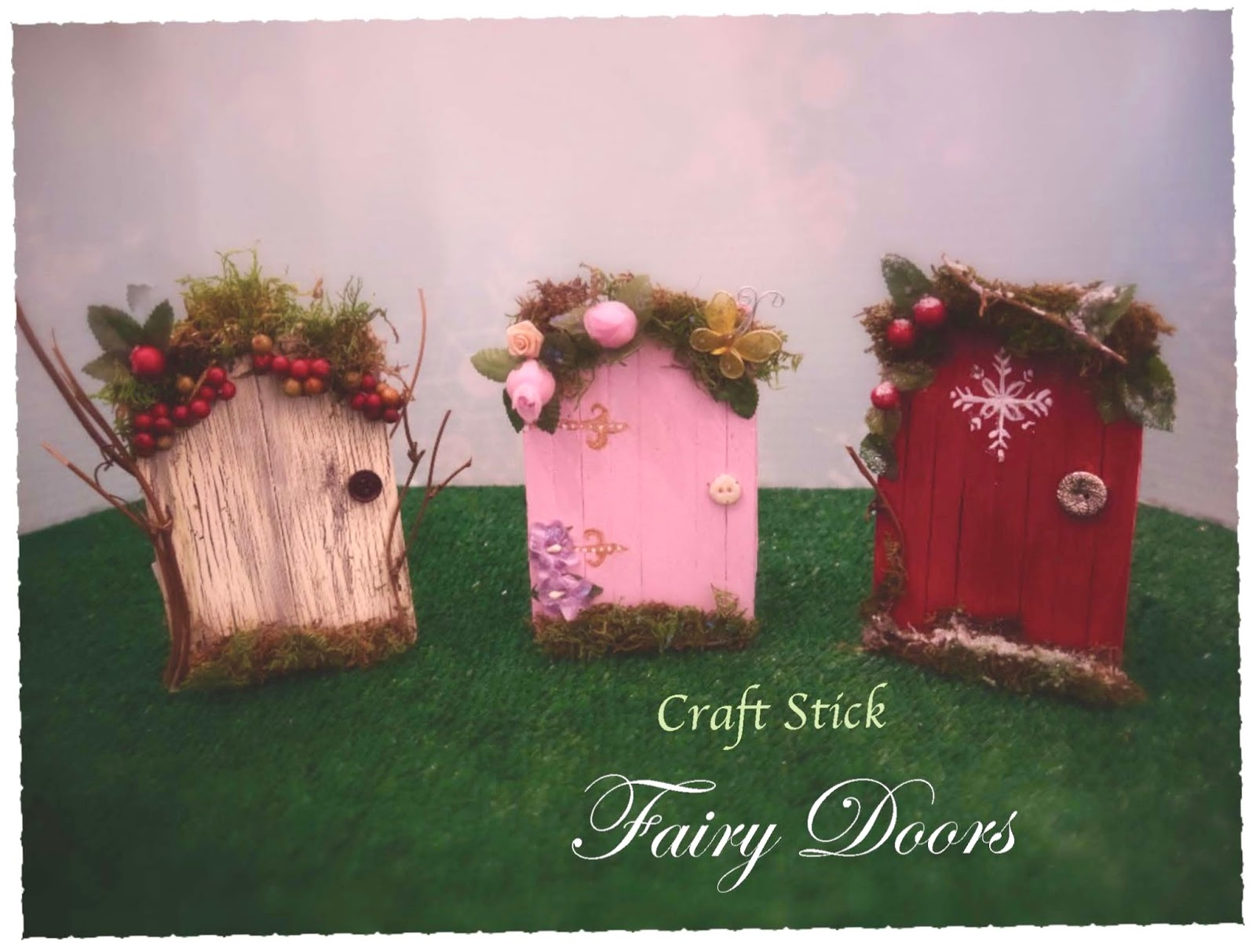 Fairy Doors welcoming the wee folk & PennyWise: Fairy Doors: welcoming the wee folk