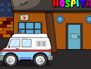 Juegos de Escape - Rescue The Patient