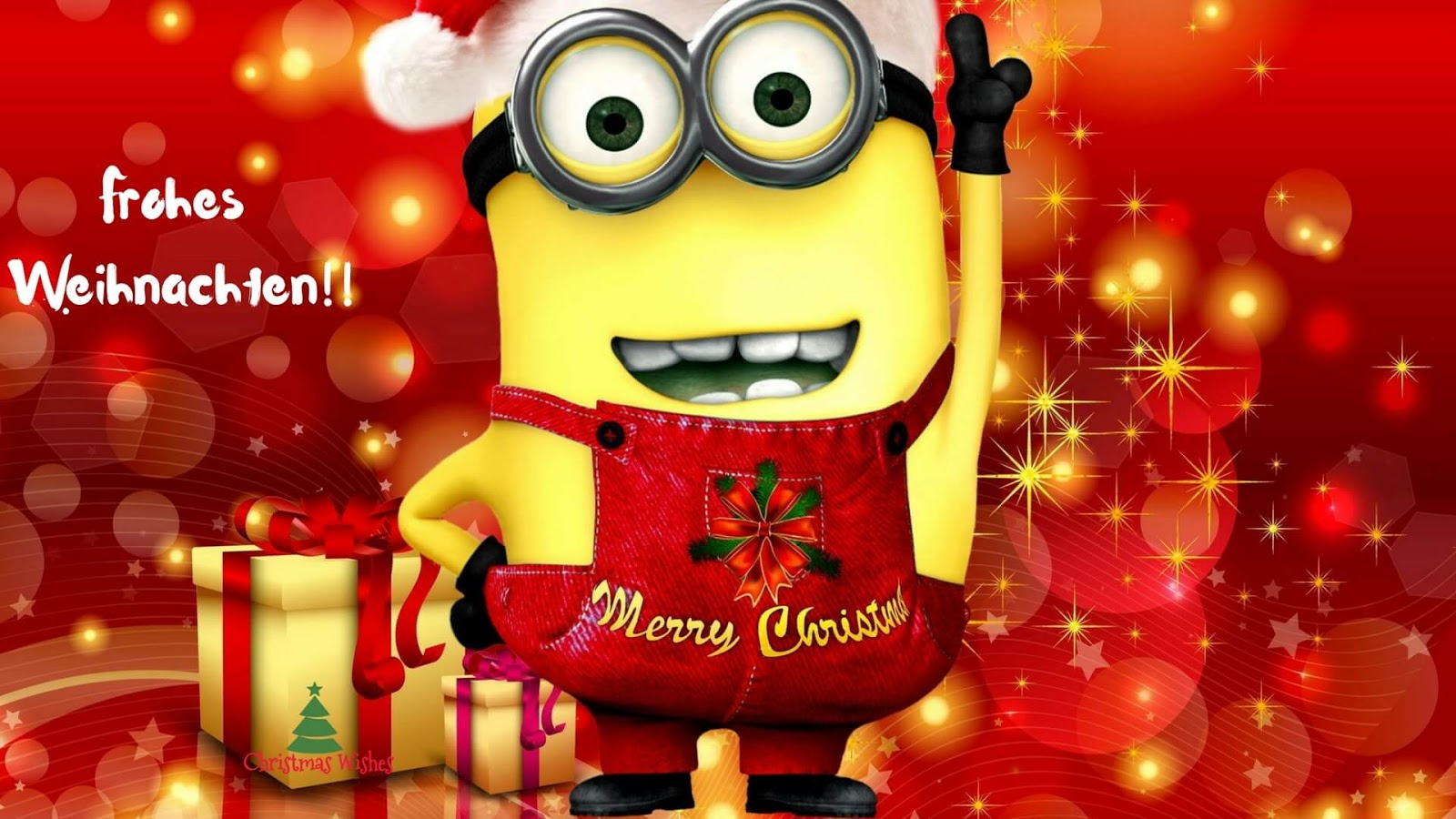 Fantastisch Lustige Minions Bilder Frohe Weihnachten | Frohes ...