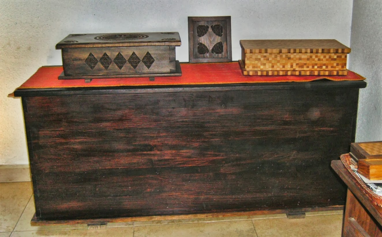 Ba les de madera - Baules de madera baratos ...