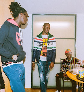 Wizkid Chills With Young Thug (Photo)