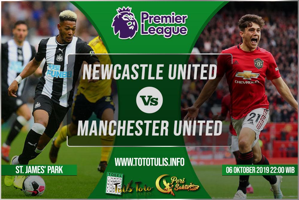 Prediksi Newcastle United vs Manchester United 06 Oktober 2019