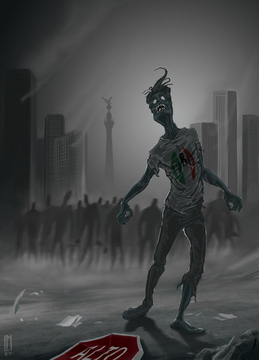 Genetic Anarchy De Andanzas Zombies Y El Fin Del Mundo