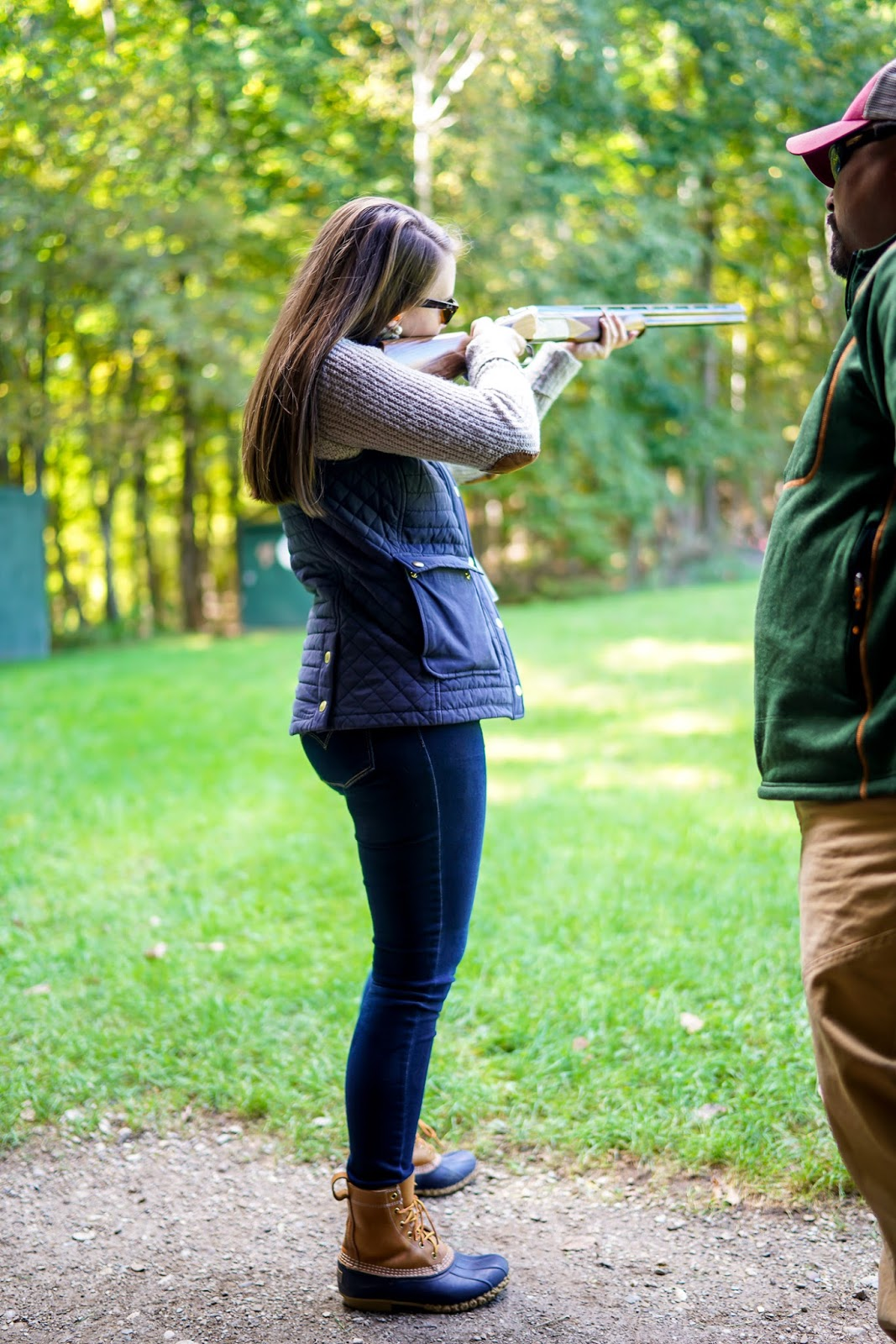 Orvis Shooting School New York City Fashion And Lifestyle Blog Covering The Bases