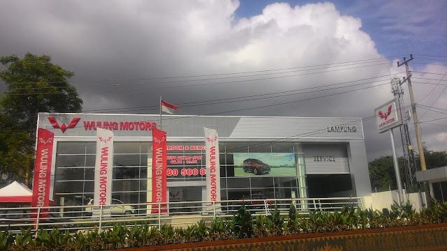 Alamat Showroom Wuling Motor Lampung dan Jam Bukanya