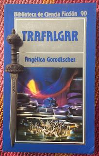 Portada del libro Trafalgar, de Angélica Gorodischer