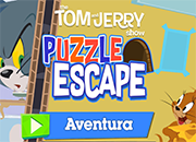 Tom y Jerry Puzzle Escape