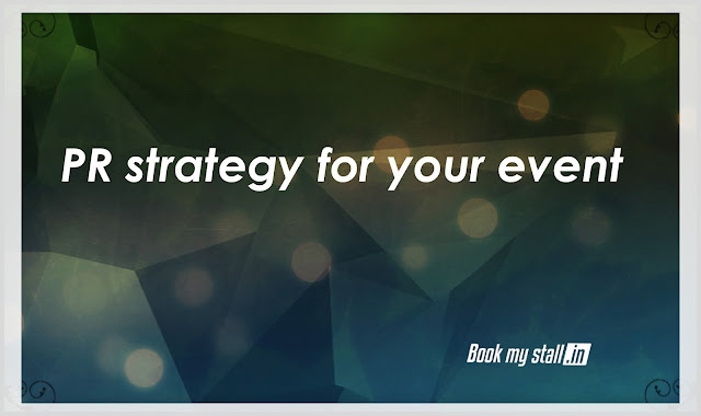 PR strategy for your event