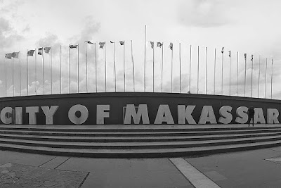 tulisan city of makassar