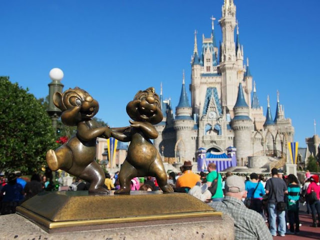 Best Favorite Disney world is in Orlando
