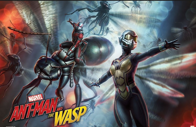 ant man and the wasp poster by tips4tricx