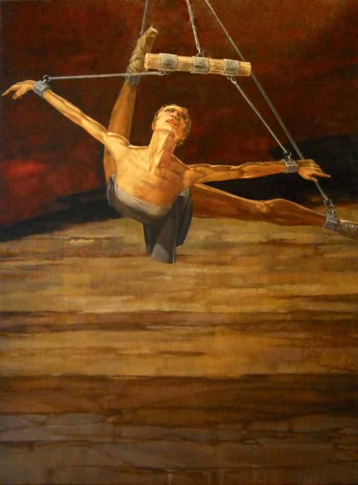 Канадский художник. Kuba Bryzgalsk