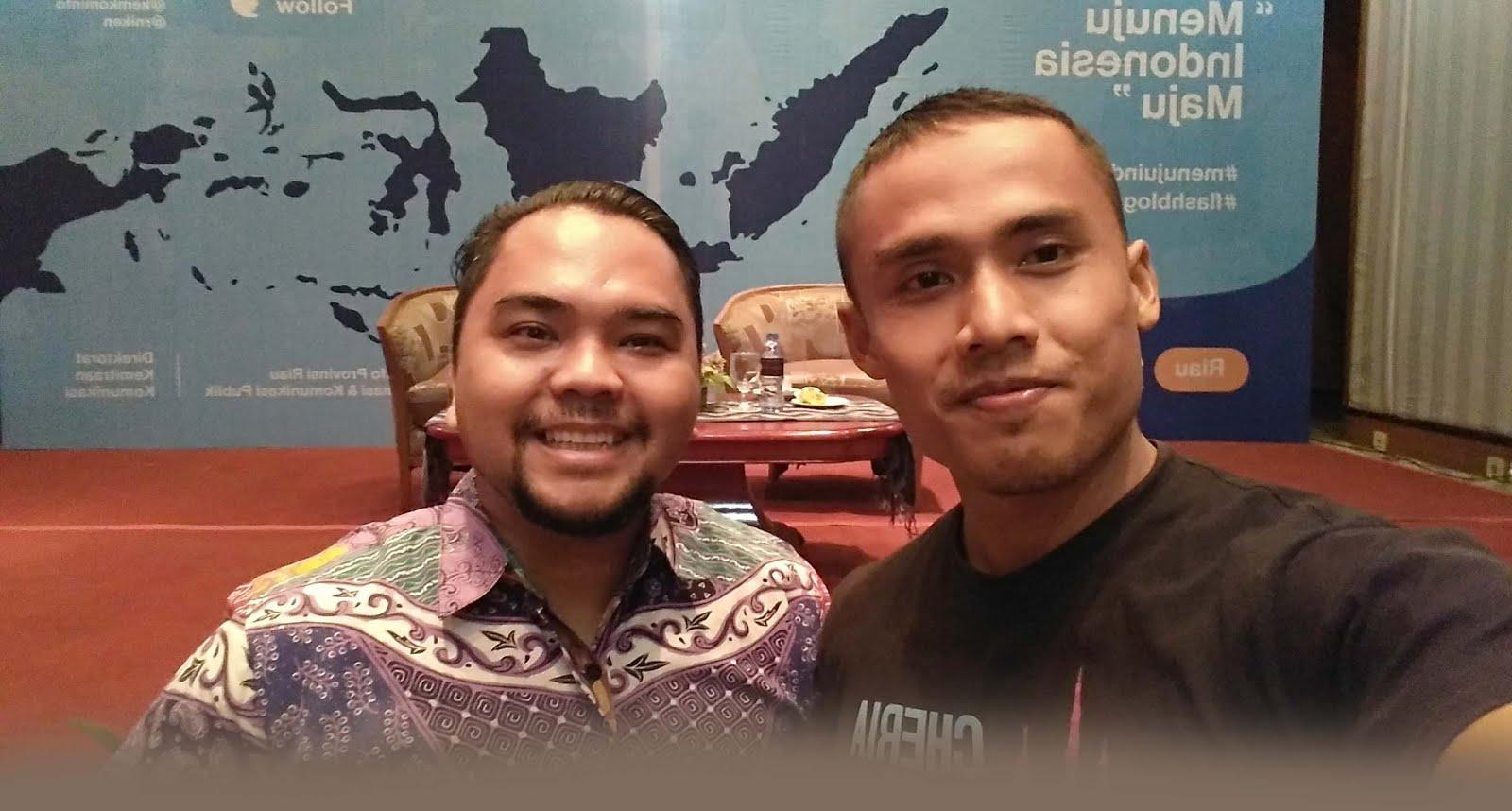 Payung Presiden ini, Motivasi untuk Memajukan Indonesia lewat Blog
